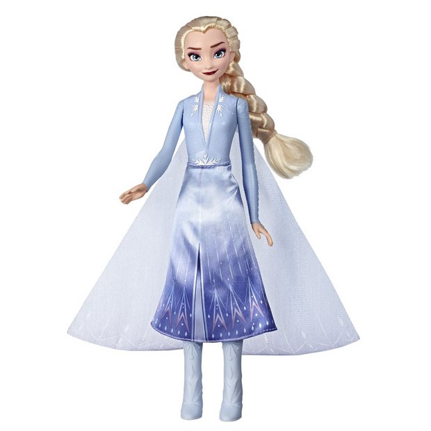 FROZEN 2 ELSA MAGICAL SWIRLING