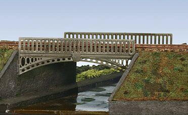 Wills #SS26 OO Victorian Bridge Kitset