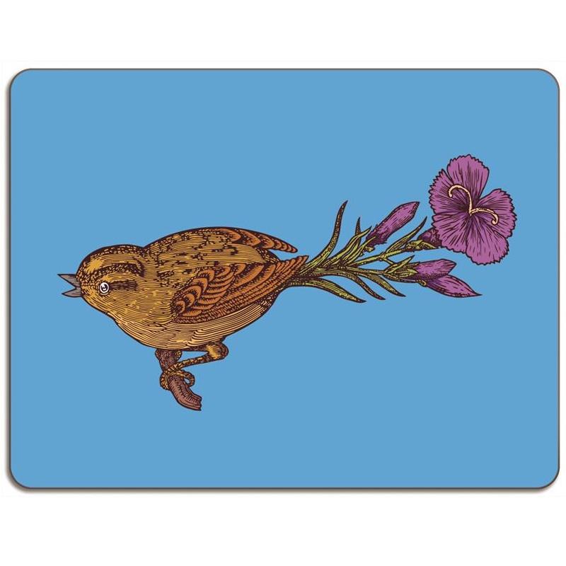 Mr Bird Tablemat