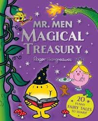 MR. MEN MAGICAL TREASURY