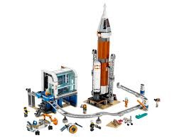 DEEP SPACE ROCKET AND LAUNCH SYSTEM
