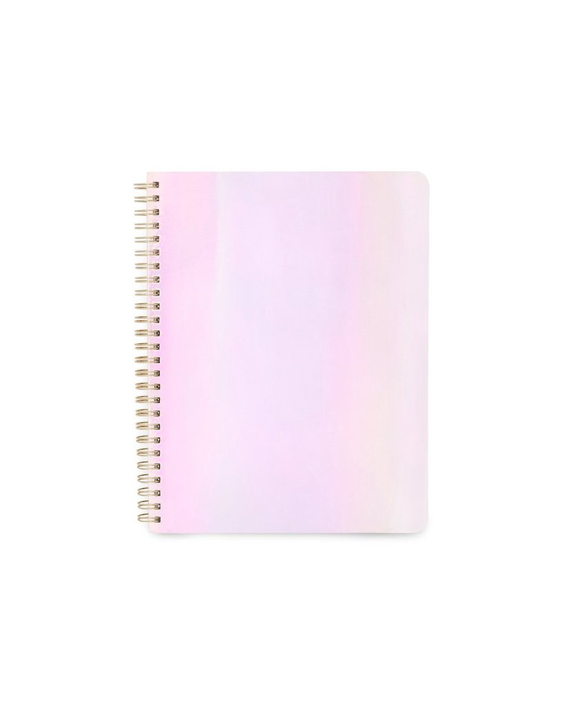 Rough Draft Mini Notebook in Pearlescent