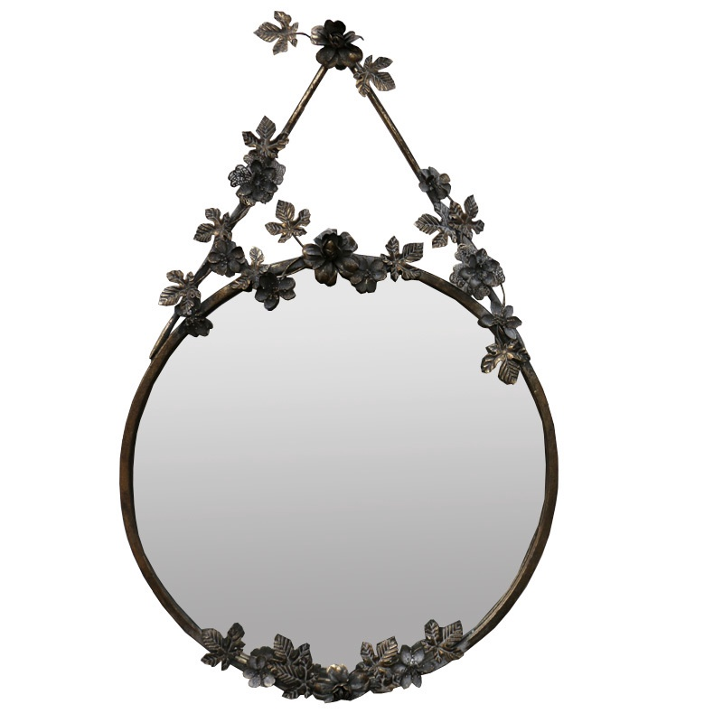 Dakota flower mirror