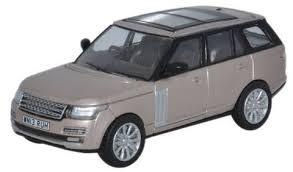 Oxford #76RAN001 1/76 2013 Range Rover Luxor