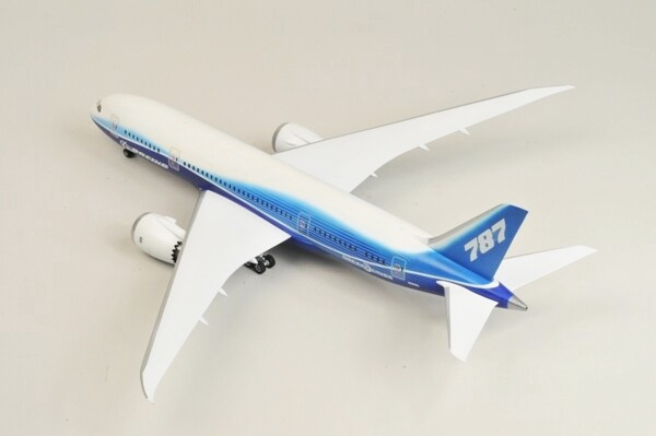 Zvezda #7008 1/144 Boeing 787-8 Dreamliner Civil Airliner