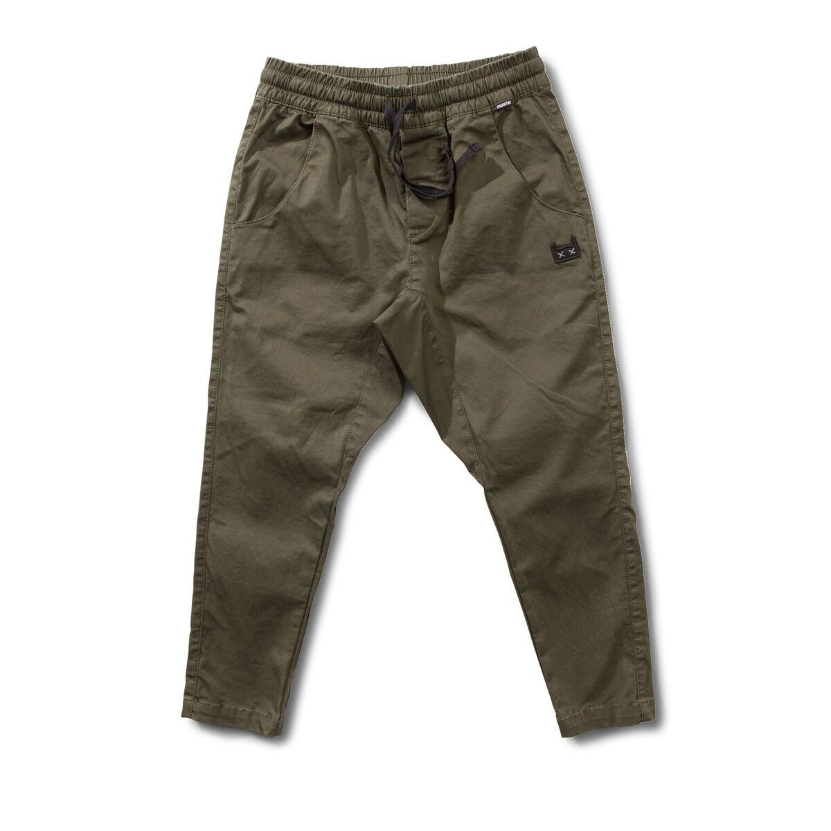 SUPER TUBES Twill Pant