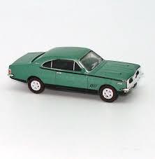 Aussie Road Ragers #CC136 1/87 1970 Holden HG GTS Silver Mist