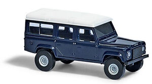 Busch  #8372 N Scale Land Rover Defender