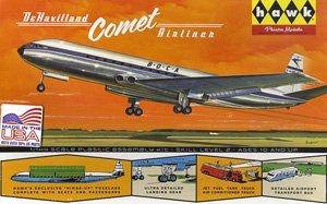 Hawk #HL512 1/144 DeHavilland Comet Airliner