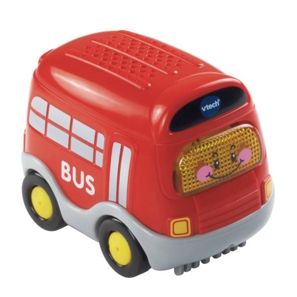 TOOT-TOOT DRIVERS BUS RED