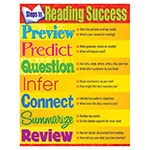 T 38286 STEPS TO READING SUCCESS CHART