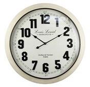 Horloger Wall Clock Large cream
