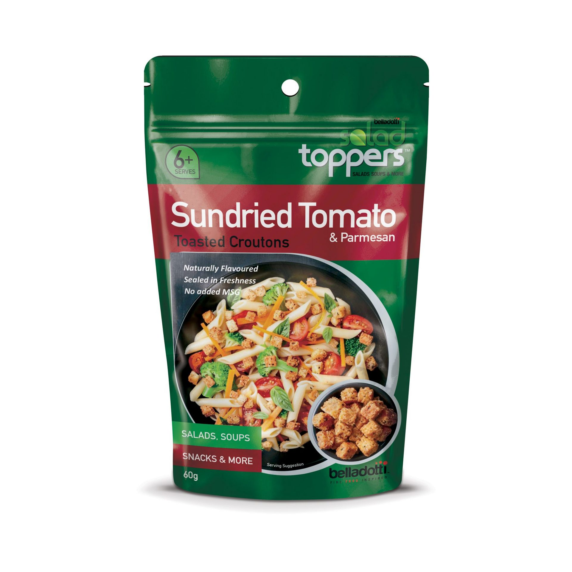 Salad Toppers - Sundried Tomato & Parmesan
