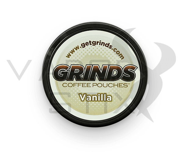 Grinds Coffee Pouches Vanilla