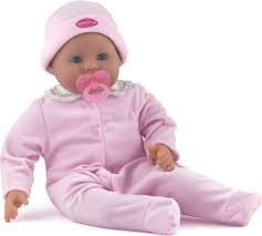 DOLL'S WORLD BONNY BABY PINK