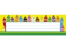 T 69013 COLORFUL CRAYON NAMEPLATES