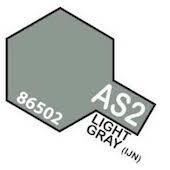 Tamiya Colour Spray Paint #86502 AS-2 Light Gray
