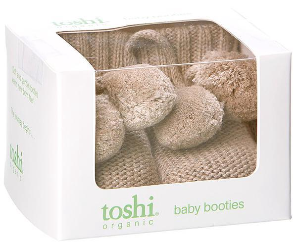 Toshi Organic Booties Marley