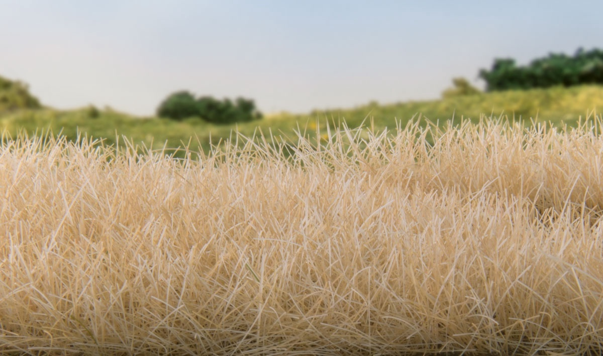 Woodland Scenics #FS624 Static Grass Straw 7mm