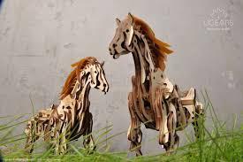 UGears #120884 Horse Mechanoid