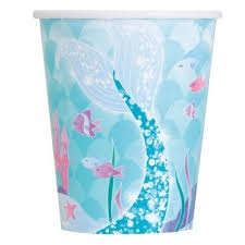 MERMAID 9OZ CUP