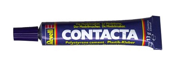Revell #39602 Contacta Cement 13g Tube