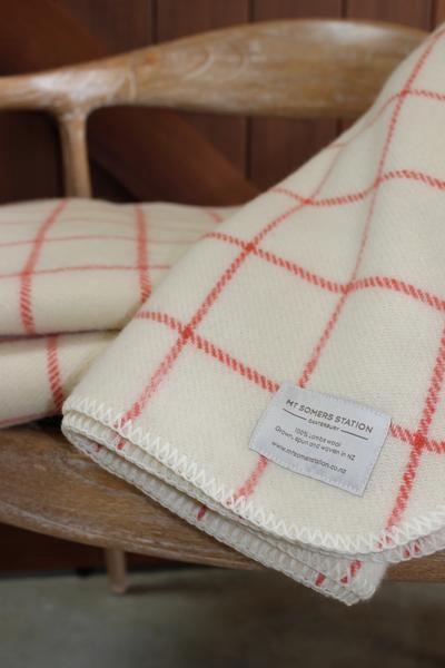 Lambswool Cot Blanket