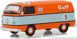 Greenlight #29940-E 1/64 1975 VW Type 2 Panel Van