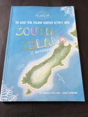 South Island Te Waipounamu - The Great NZ Roadtrip Activity Book