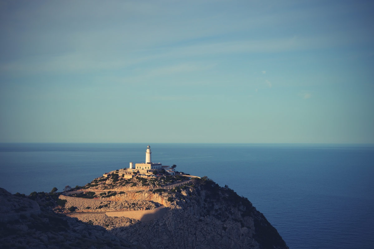Cap Formentor Landscape