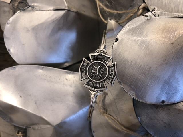 Police Badge Silver
