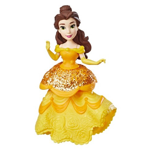 DISNEY PRINCESS BELLE WITH ROYAL CLIPS