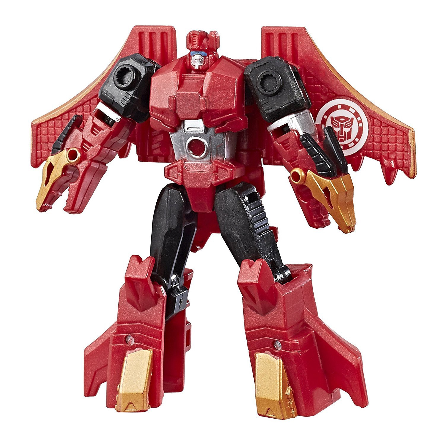 TRANSFORMERS ROBOTS IN DISGUISE AUTOBOT TWINFERNO