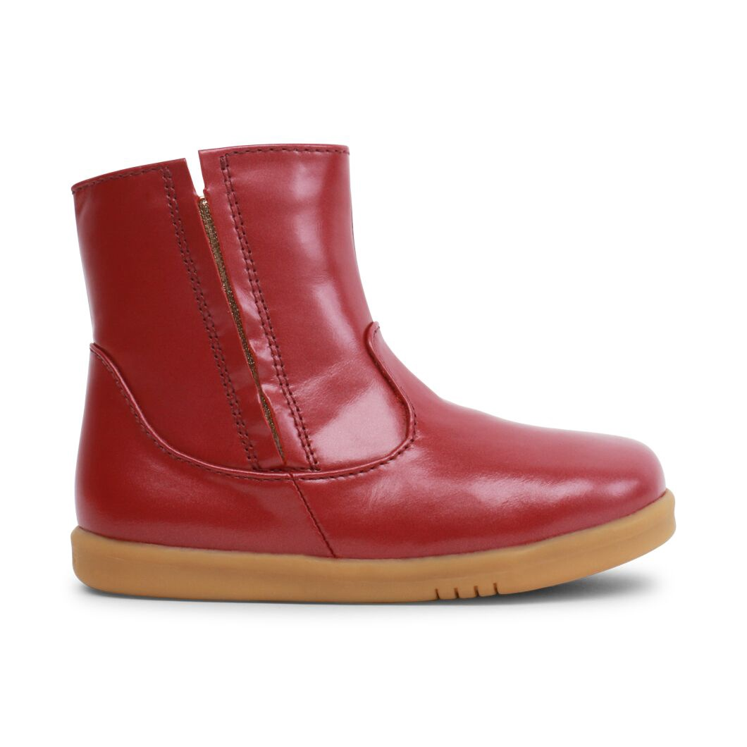 Bobux I Walk Shire Boot Rose Gloss