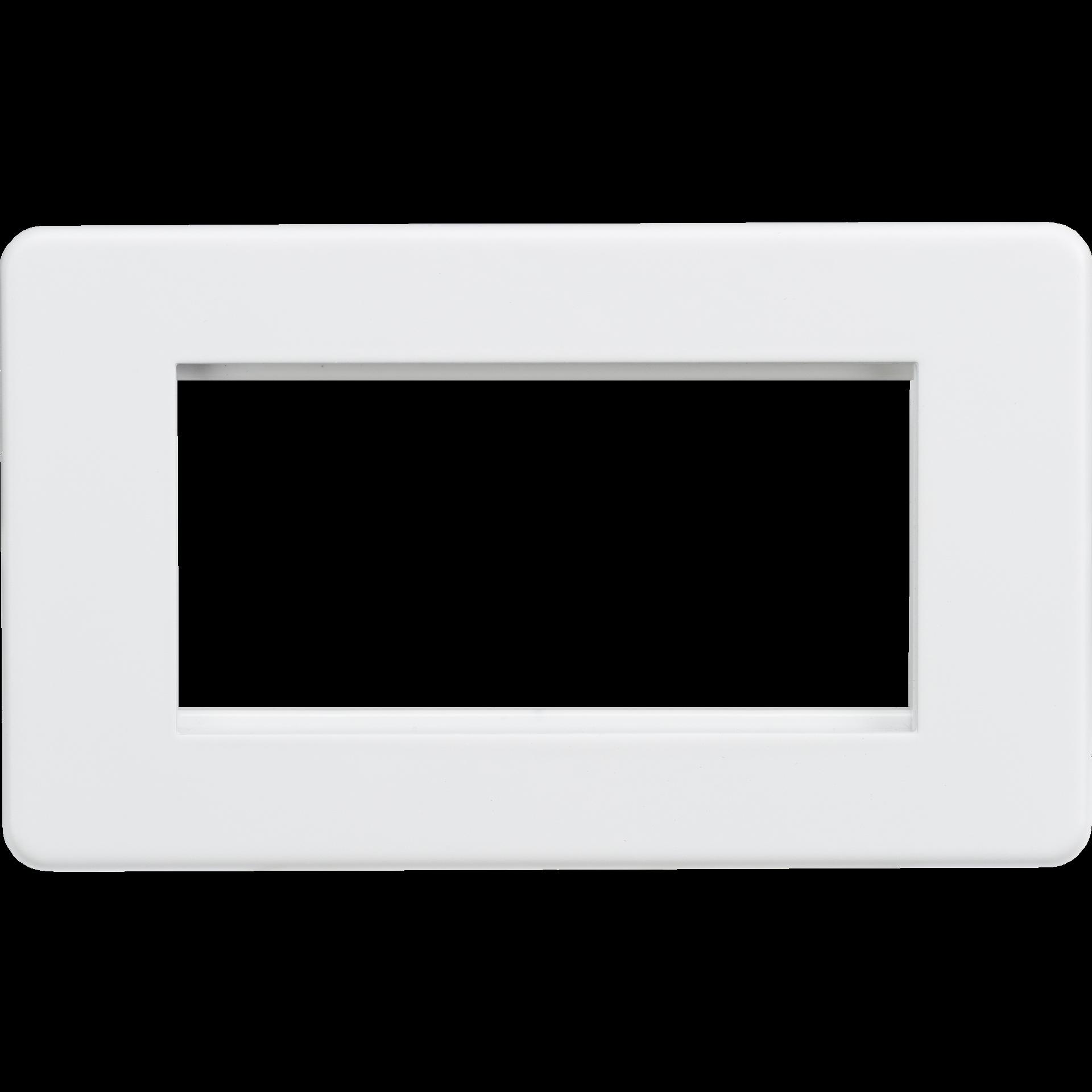 Outstanding White Modular Quadplexed Sat1 Sat2 Tv Fm Dab Outlet Wimbledon Wiring Digital Resources Jebrpkbiperorg