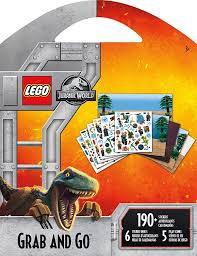 LEGO JURASSIC WORLD GRAB AND GO
