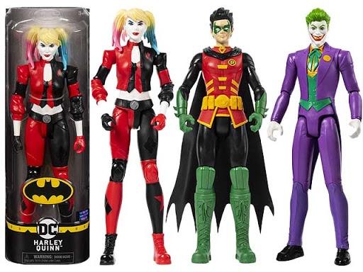 DC BATMAN FIGURE 12 INCHES ASST