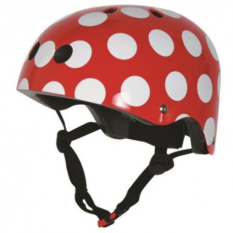 KIDDIMOTO RED DOTTY S