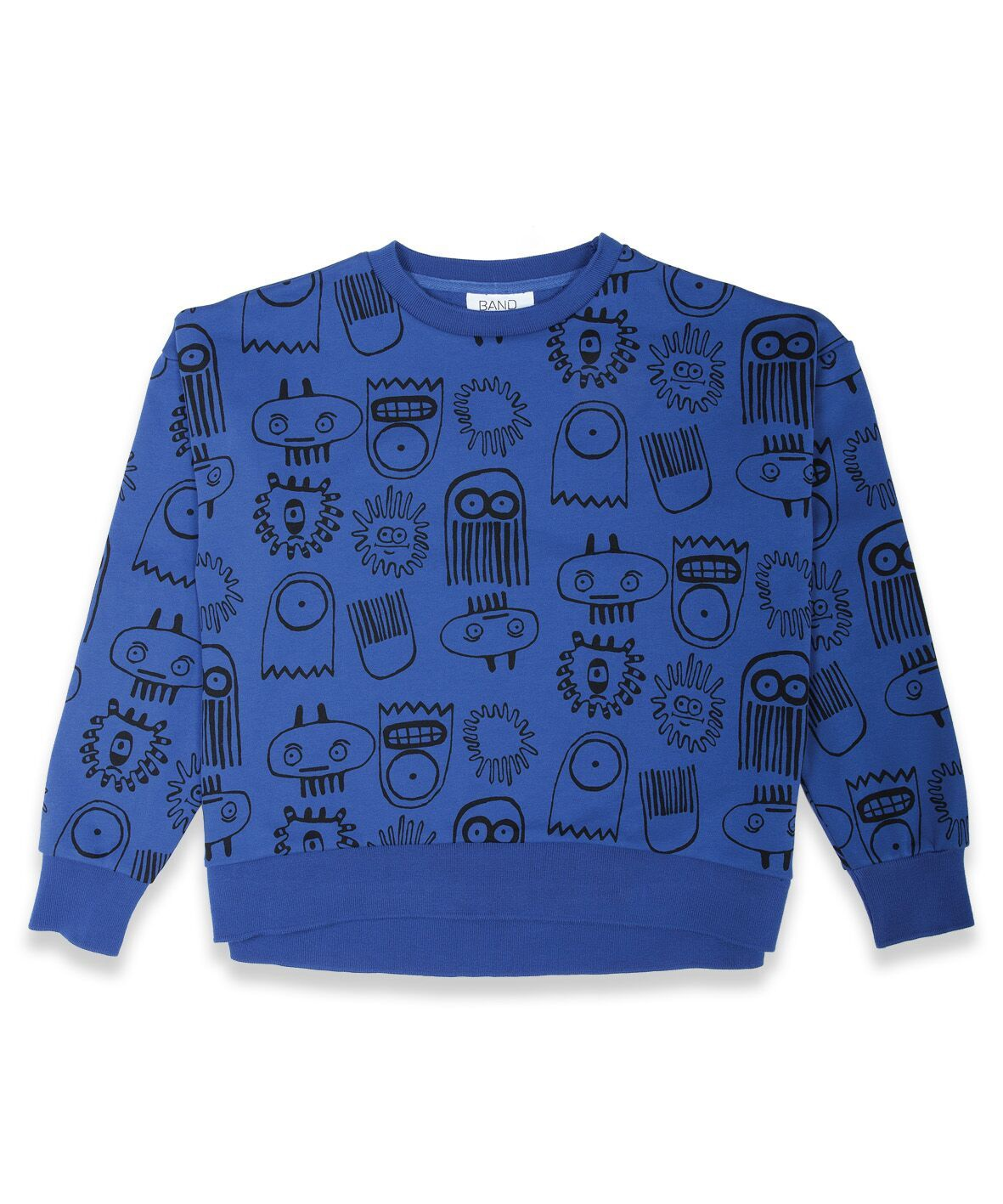 BOB Jumper Deep Sea Blue