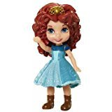 DISNEY PRINCESS MINI TODDLER MERIDA