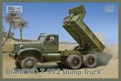 IBG Models #72021 1/72 Diamond T972 Dump Truck