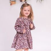 FLOWER FILED LUCY DRESS