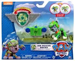 PAW PATROL AIR RESCUE ACTION PACK & BADGE