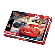 CARS 3 PUZZLES 100 PCS