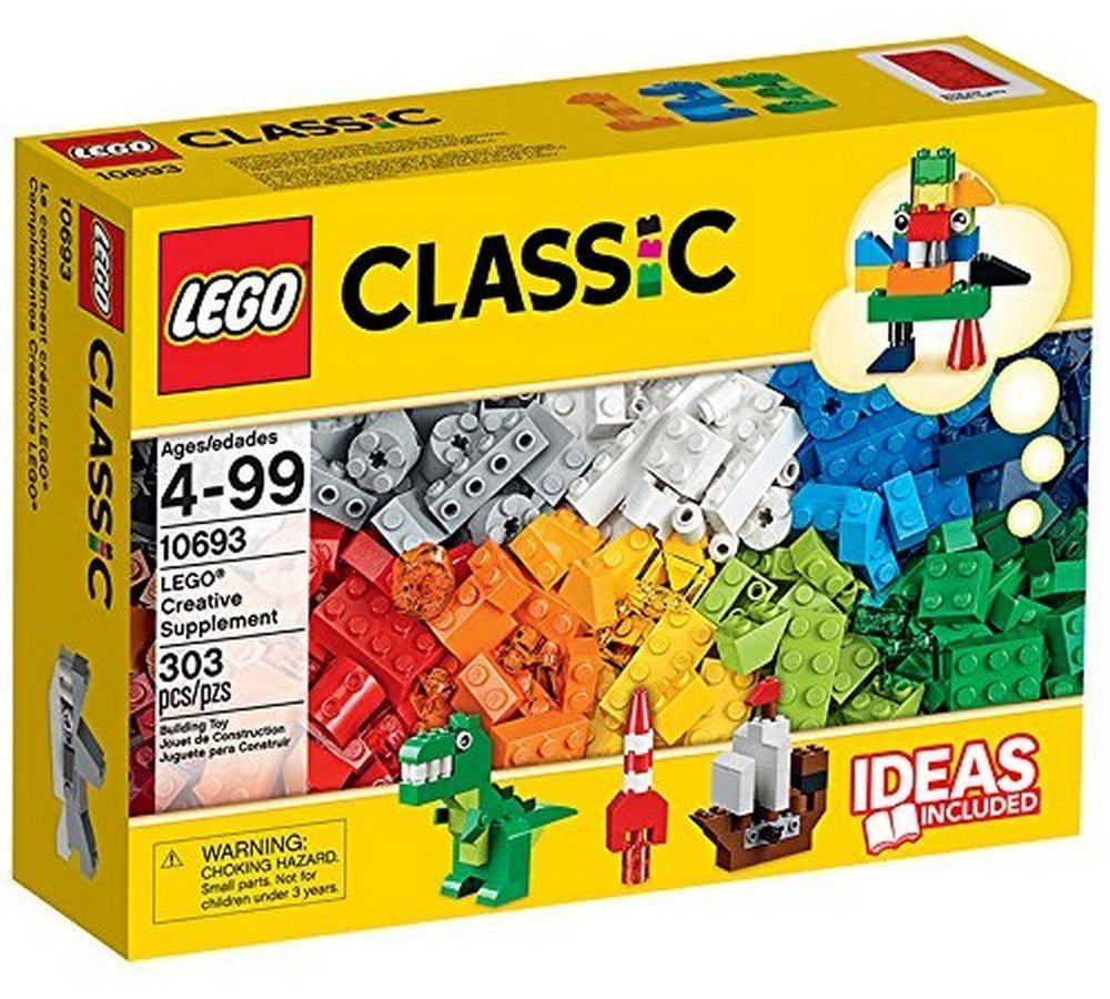 CLASSIC BRICKS PRIMARY COLOUR
