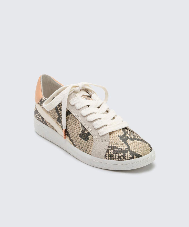 Dolce Vita Nino Snake Sneaker