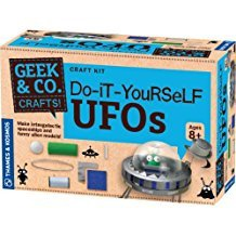 DO-IT YOURSELF UFOS