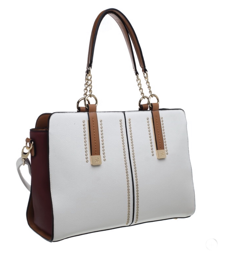 Newry Shoulder Bag with Eyelets