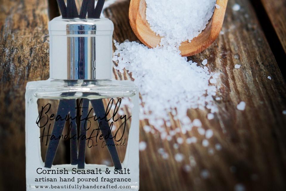 Cornish Sea Salt & Sage Reed Diffuser