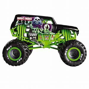 MONSTER JAM 1:24 COLLECTOR DIE CAST ASSORTED